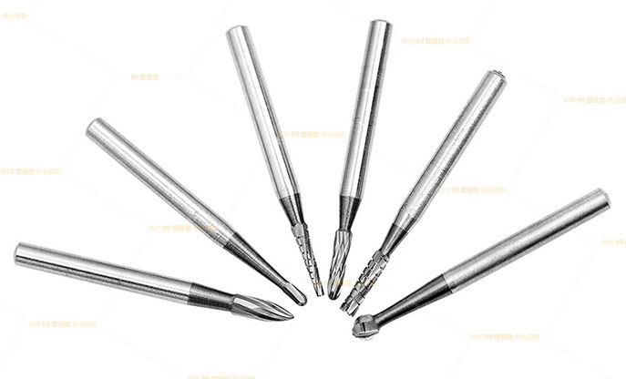 carbide burs dental