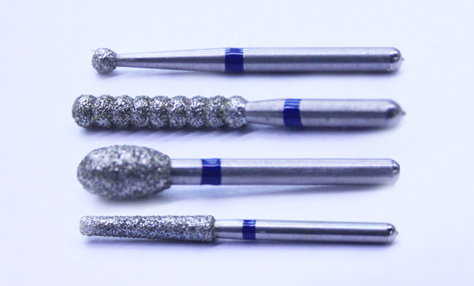 IPR Diamond Burs